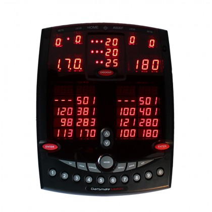 Dartsmate Match Electronic Darts Scorer